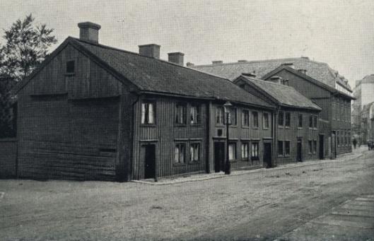Avs. 9 – Brattberg eller Dråpet å modellsnickaren Sundqvist