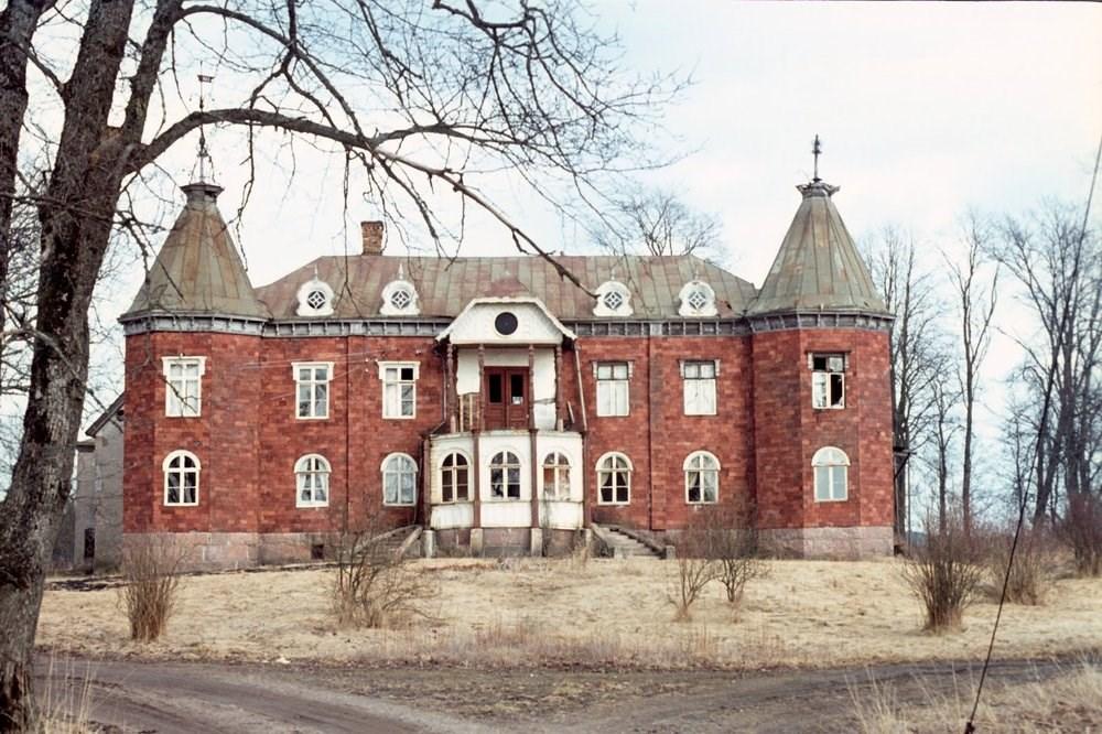 Mordet på Hökerums slott