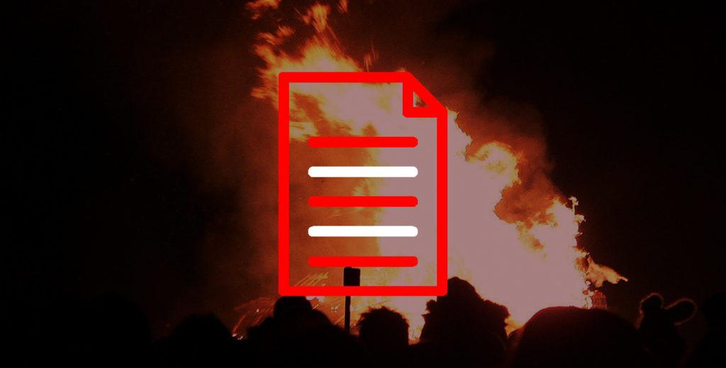 Brände två döda trollkärringar i Marstrand
